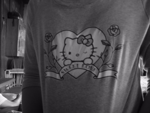 New year and Hello Kitty